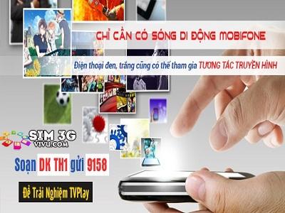 dịch vụ TVplay tương tác truyền hình
