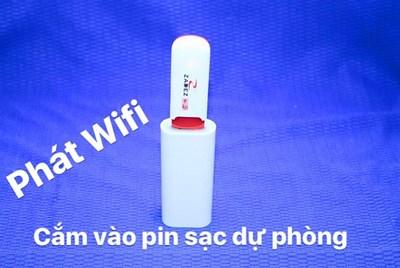 Lợi ích của việc sử dụng USB phát Wifi từ sim 3G Zadez 1