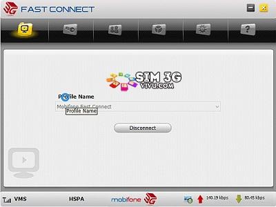 sửa lỗi dcom 3g mobifone 5