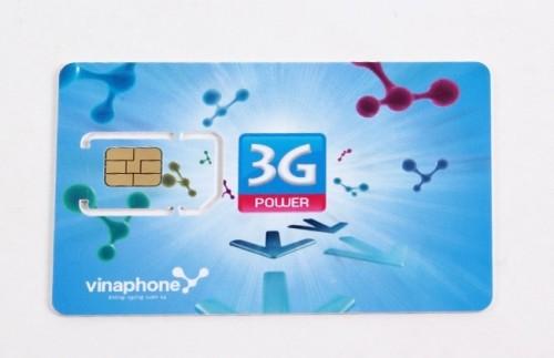 Sim 3G Vivu 1 năm 4,5GB/tháng không cần nạp tiền