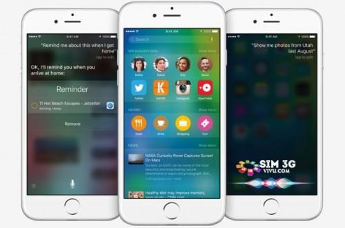 Người dùng có thể dùng thử iOS 9.2 Beta