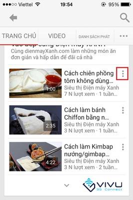 Hướng dẫn cách tải Video trên Youtube bằng iPhone 2