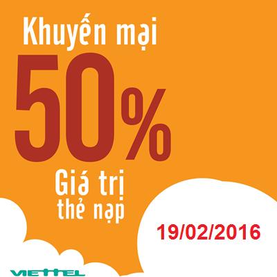 khuyen-mai-nap-the-viettel-50-ngay-19-2