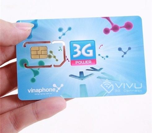 Sim 3G Vinaphone 6.5GB/tháng dùng 12 tháng 2