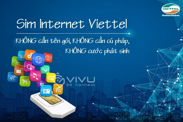 Sim Internet Viettel là gì?