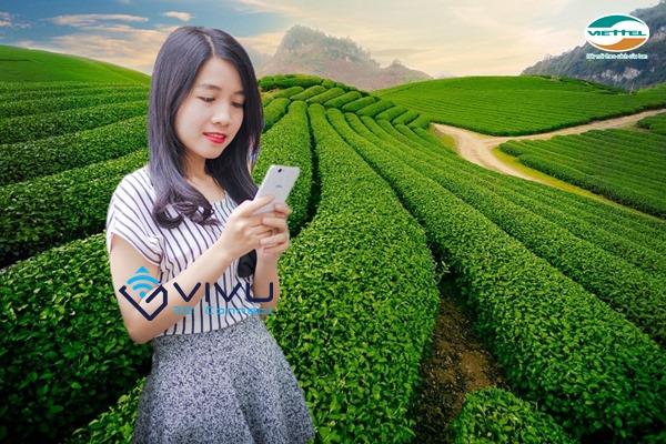 Sim Xứ trà Viettel có những ưu đãi hấp dẫn nào?