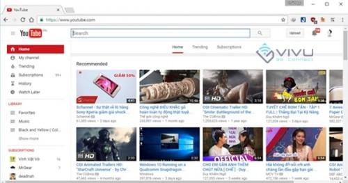 Cách biến video trên Youtube thành ảnh động GIF