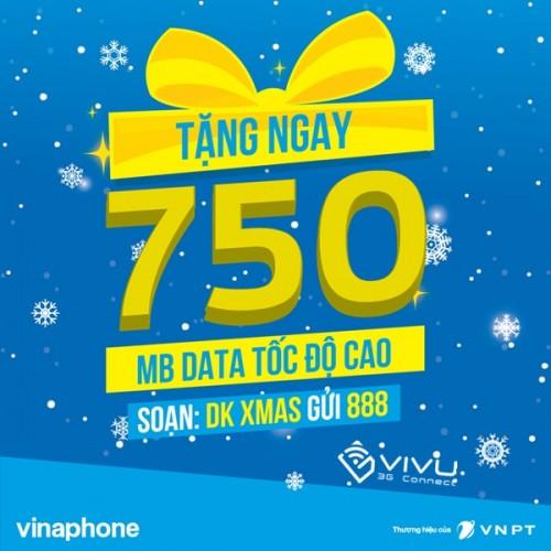 Vinaphone ưu đãi tặng dung lượng khi đăng ký Big Data