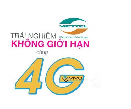 Nhận ngay 10GB khi đổi sim 4G Viettel bắt đầu từ ngày 8/03/2017