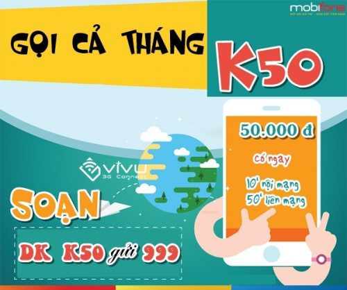 K50 Mobifone
