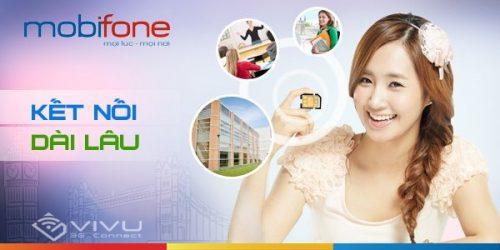 Đăng ký hội viên Kết nối dài lâu nhận ưu đãi hấp dẫn từ Mobifone