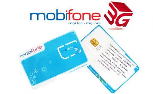 Sim 3G Mobifone 9GB data dùng 3G khủng giá rẻ 90 ngày