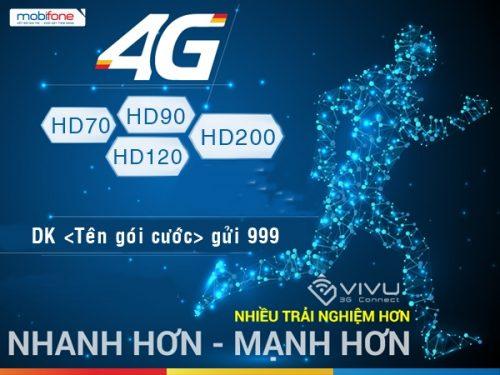 Đăng ký 4G Mobifone